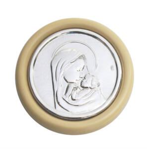 Medalla María y Jesús de Plata