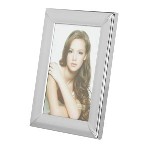 Marco 9×13 Liso – Silver Plated