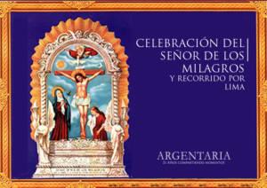 Celebración Señor de Los Milagros